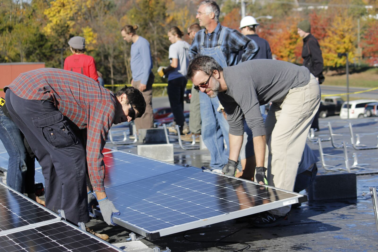 Projects Give Solar