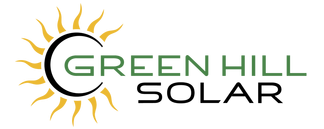 Green Hill solar logo
